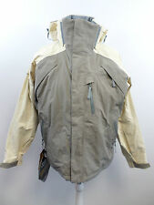 Bonfire Womens Sundown Snowboarding Jacket Beige Size Large RRP £270 Box3424 G