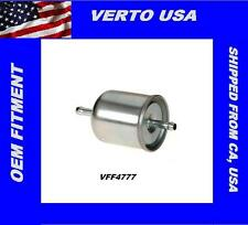 Verto USA Fuel Filter-In-line  VFF4777 fit  Nissan, Infinite