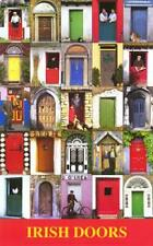 "Traditional IRISH DOORS Colour Large  Poster - 35"" x 21"" - Ireland"