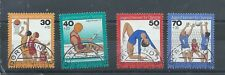 Germany stamps.  1976 Youth Welfare Training for the Olympics used (A795B)