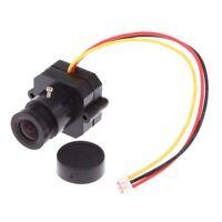Alto rendimiento FPV 1/3 pulgadas HD Color CMOS 600TVL Mini camara PAL Sistema S
