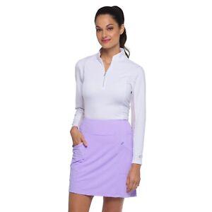 IBKUL Womens Mini Check Skort 29754 - New 2021