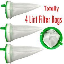4 X Washing Machine Lint Filter Bags For Hoover 750LB*01 700LA*01 700LD*00