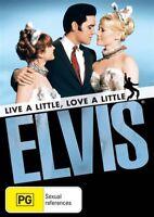 Live A Little, Love A Little - Elvis (DVD, 2007)