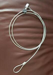 Laptop Security Cable Barrel Lock - Kensington Type