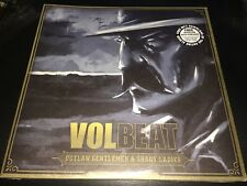 "Volbeat - Outlaw Gentlemen & Shady Ladies (12"" Vinyl 2LP) Metal New & Sealed"
