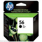 HP N 56 NERO ORIGINALE OEM CARTUCCIA A GETTO di inchiostro C6656AE per PSC