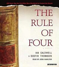 The Rule of Four, Ian Caldwell & Dustin Thomason & Ian Caldwell & Dustin Thomaso