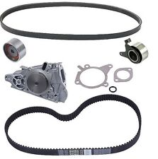 Mazda Miata 94-04 L4 1.8L OEM Quality Timing Belt Kit with Pump Models w/ A/C