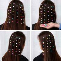 100PCS Hair Claw Clips For Women Girls Cute Candy Accessories F8N7 Colo Hai F6M4