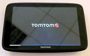 TomTom GO620 Sat Nav  Lifetime UK & Ireland Maps Traffic speed  cam (E7)