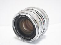 Hasselblad Carl Zeiss Planar 80mm F/2.8 Lens Near Mint from Japan #777