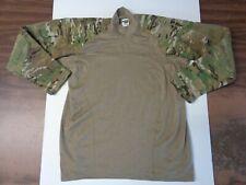Massif WACS Winter Army Combat Shirt Multicam Large