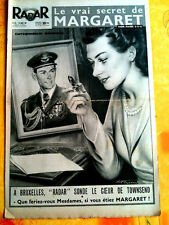 b)RADAR 20/03/1955   Le vrai secret de Margaret