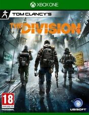 BRAND NEW SEALED TOM CLANCY'S THE DIVISION XBOX ONE GAME ( IMPORTED)