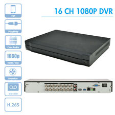 16 Channel Penta-brid 1080P Digital Video Recorder 24Ch Ip Up to 6Mp 10Tb 2 Sata