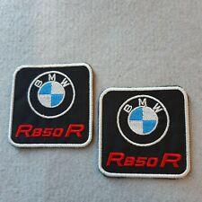 PATCH BMW R850R RICAMATA TERMOADESIVA PZ 2 CM.5,5X5,5-REPLICA
