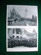 Nel 1923 Rio De Janeiro esposizione internazionale dott. Pessoa + Ducrot camere