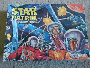 FALCON  STAR PATROL  2 DANGER IN SPACE! JIGSAW  PUZZLE
