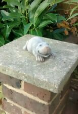 Crawl Mole - Garden Ornament  - Hand Cast
