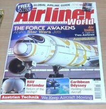 Aircraft October Airliner World Transportation Magazines