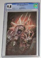 Dark Nights Death Metal #7 CGC 9.8 John Giang Virgin Exclusive Variant