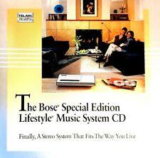 Bose Special Edition Lifestyle Music System - ( CD - Telarc Digital / USA )