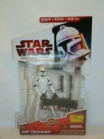 Star Wars the Clone Wars, ARF Trooper CW10 figure 2009 Hasbro New