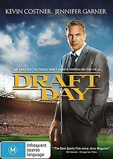 DRAFT DY..KEVIN COSTNER..REG 4..NEW & SEALED