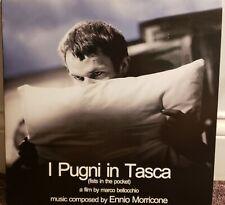 Ennio Morricone – Fists In The Pocket Blue Vinyl LP Dagored