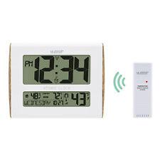 Bbb86095 La Crosse Technology Atomic Digital Wall Clock with Tx191 - Refurbished