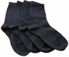 Cotton Blend Machine Washable 4-11 Multipack Socks for Women