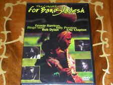 BEATLES GEORGE HARRISON TURKISH RELEASE CONCERT FOR BANGLADESH SEALE DVD TURKEY
