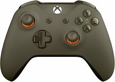 Microsoft Xbox One Bluetooth Wireless Controller - Green / Orange NEW