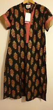 Indian womens black and red kurti brand new