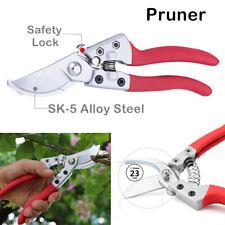 Heavy Duty Pruning Branch Plants Cutting Shears Alloy Steel Garden Handheld Tool