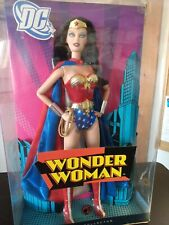 Wonder Woman Doll No393 Pink Mattel