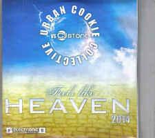 Urban Cookie Collective-Feels Like Heaven 2014 Promo cd single