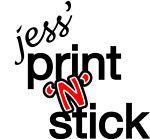 Jess PrintNStick