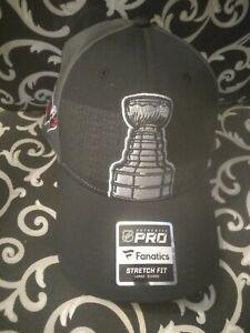 Washington Capitals 2018 Stanley Cup Champions Black Hat - Stretch Fit Size L/XL