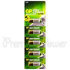 5 x GP 23A Alkaline Super batteries 12V MN21 A23 E23A V23GA 3LR50 LRV08 VR22