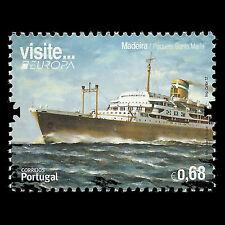 "Madeira 2012 - Transport Boat Ships Europa 2012 ""Visit Portugal"" - MNH"