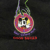 Vintage Disneyana Convention 1997 Goon Squad Cast Member Exclusive Polo Disney
