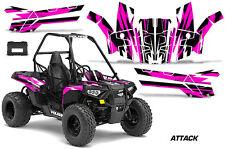 Polaris Sportsman ACE 150 ATV Graphic Kit Wrap Quad Accessories Decals ATTACK P