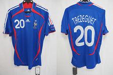 35312084d75 2006-2007 France Player Formotion Jersey Shirt Maillot Home Trezeguet  20 M  BNWT