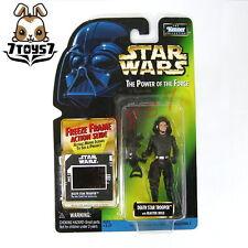 """Kenner 3.5"""" Star Wars Freeze Frame Action Figure_ Death Star Trooper + Rifle"""