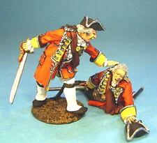 JOHN JENKINS CLUB SET # 1 Colonel Sir Peter Halkett and Son 2 Figs MIB