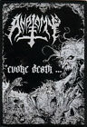 Anatomy Patch Black Death Metal Abominator Destroyer 666 Gospel Of The Horns