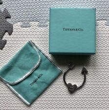 925 Sterling Silver Tiffany & Co Keyring