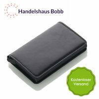 Kreditkartenetui mit RFID Schutz Geldbeutel Kartenhalter Geldbörse Herren Damen